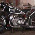 BMW R61 Th 1939 Classic Langka DI INDONESIA