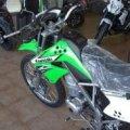 Motor Trail Kawasaki KLX 125 Cc