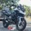 BMW GS A R1200 K51 White 2017 Like New Low miles
