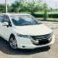 LANGKA! Honda All New Odyssey RB3 2011 A/T Built-Up Pearl White (W)
