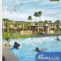 Rumah Nyaman Konsep Resort Danau Taman Askara Vanya BSD City