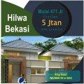 Rumah Dijual Bantar Gebang, Bekasi 17151 - Rp. 471,000,000