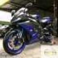 Yamaha R6 Pmk 14,Superb Condition-Full Paper (Not Ducati R1 ZX636 ER6)