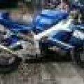 Moge Yamaha R1 2004. STNK RESMI SAMSAT