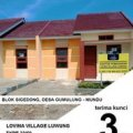 Perumahan Cirebon Lovina Village Mundu