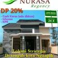 Perumahan Ready Stok Nurasa Regency lokasi Kota ngajuk Dp 20% diangsur, Kertosono, Nganjuk