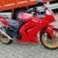 Ninja 250R Carbu 2012 bisa Kredit DP 5jt