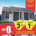 CINNAMON HILLS Rumah Murah 2 Kamar Bebas Banjir Strategis Kota Bogor Tanpa DP