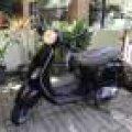 Vespa LX 150 2012 Km 11 Rb Terawat
