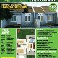 Rumah subsidi syariah tanpa bank Hilwa Citeureup Bogor, Citeureup, Bogor