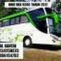 Dijual Santai Bus Pariwisata Hino RK8 R260 Nik 2017 Surat komplit