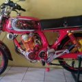 Motor Cb basis Tiger