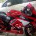 Jual Kawasaki Ninja Carbu 250 cc