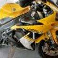 Moge Yamaha R1 Yzf 2007 NETT KERAS
