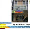 Butuh Cepat !! Ruko Di Jalan Raya Serpong Tangerang Selatan, Serpong, Tangerang