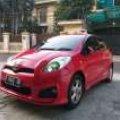 yaris S limited kyles matic warna merah