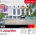 Cocok utk usaha n perkantoran, Tangerang Kota, Tangerang