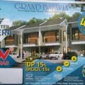 Fiera 2Lantai Cluster Baru Dp. Cicil 15bulan Tangerang