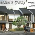 Rumah Medan SHM (Prada 7x12)