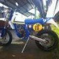 for sale yamaha yz roling sasis mesin tiger modif vintage style