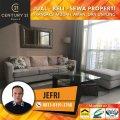 Apartemen City Loft Sudirman 1 Bedroom Full Furnished Middle Floor, Tanah Abang, Jakarta Pusat
