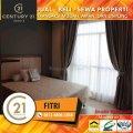 Dis3wa Apartemen Central Park 3+1BR Luas 110m2 Tower Amandine Harga 240jt Pertahun Nego, Central Park, Jakarta Barat