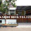 Rumah siap huni, utara, di cluster banjar wijaya, Banjar Wijaya, Tangerang