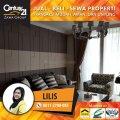 Apartemen Residence 8 Senopati 3BR Brand New Furniture Private Lift, SCBD, Jakarta Selatan