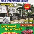 Griya Menggala Top 2Lt Griya Menggala dikawasan Bintaro Tangerang, Kebayoran Lama, Jakarta Selatan