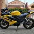 All New Yamaha R15 Race YELLOW Th.2018 Bln.Mei B Bekasi Kota