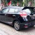 Toyota Yaris S TRD at 2015 Hitam full Orisinil, Good Condition
