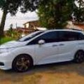 All New Honda Odyssey 2015 Prestige km 14 ribu Bandung