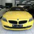 BMW Z4 S Drive 201i Sport (2pintu) 2013 Matic, Istimewa Km 24rb Asli