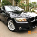 BMW 320 E90 2011 / 2010 Executive Facelift Hitam 50rb Good Condition