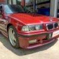 #HargaTerjunBebas 320 I M50 2.0 Mt 1995 Merah