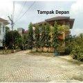 Rumah Full Cluster dengan Kelebihan Tanah Dekat Kampus UIR - Pekanbaru, Bukit Raya, Pekanbaru