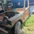 Taft Badak Pickup hanya body surat lengkap