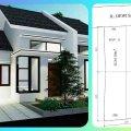 Rumah: Jl. Dewi Sartika , Sukorejo Jawa Tengah   Rp 345,000,000