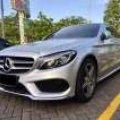 Mercedes Benz C250 AMG Akhir 2016 Msh Warranty, Mulus Pemilik Langsung