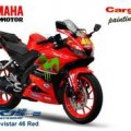 Modifikasi Motor Yamaha R15 155 VVA Custom
