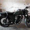 Motor Custom Modif Klasik Basic GL NEO 99 Keren Banget