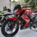 Ninja Z250 Fi 2013, MERAH, AB Sleman Tgn 1, Pajak Panjang, Km 15 RIBU