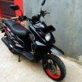 Dijual Yamaha X-Ride tahun 2015