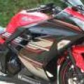 Ninja 250 fi ABS Se 2017 Full Original Superb istimewa sob
