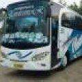 jual bus besar pariwisata hino tahun 96