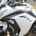 Ninja 250 fi White 2013 km only 7000 Superb Condition