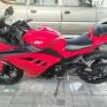 Ninja 250 fi 2015 mulusss F Bogor bisa TT Motor lain