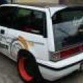 Civic wonder dua pintu SB3 mantap