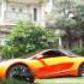 Exotic Concept Sport Car