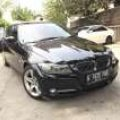BMW 320i E 90 2012 E Edition Executive Black on Black